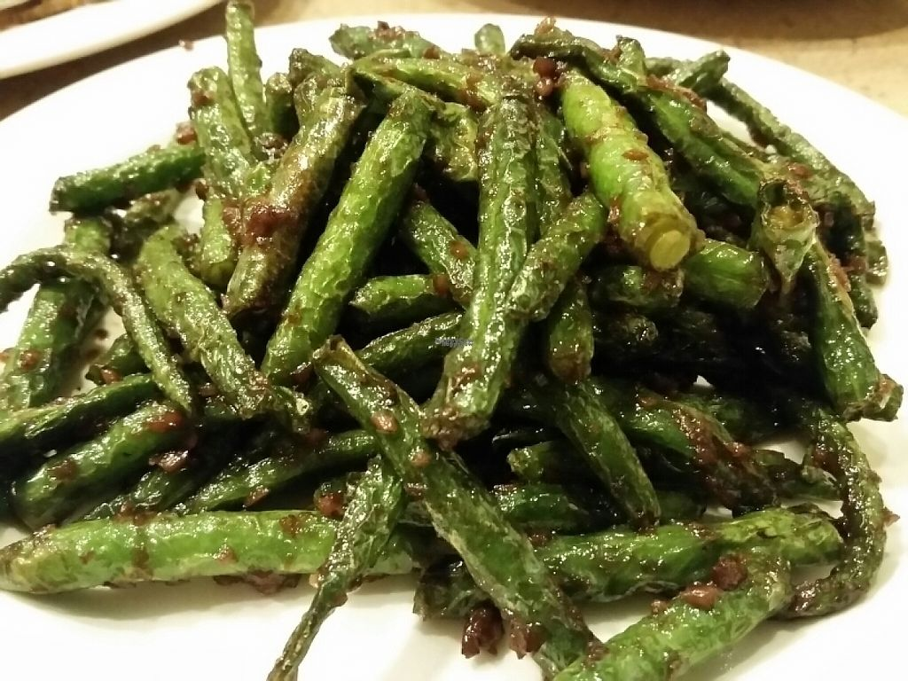 """Photo of Fine Garden  by <a href=""""/members/profile/eric"""">eric</a> <br/>Green beans <br/> January 2, 2017  - <a href='/contact/abuse/image/7020/207073'>Report</a>"""