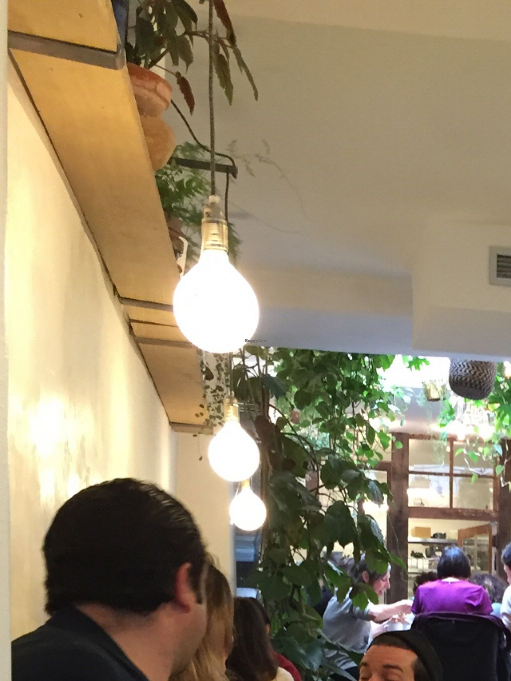 """Photo of Wild & The Moon - rue Charlot  by <a href=""""/members/profile/Robby99"""">Robby99</a> <br/>looking back from the center of the restaurant <br/> May 10, 2016  - <a href='/contact/abuse/image/70212/148380'>Report</a>"""