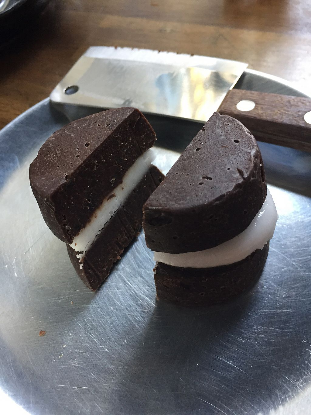 "Photo of CLOSED: Flux Valley  by <a href=""/members/profile/Sallyb33"">Sallyb33</a> <br/>Vegan Oreo Fudge! <br/> September 22, 2017  - <a href='/contact/abuse/image/70248/306968'>Report</a>"
