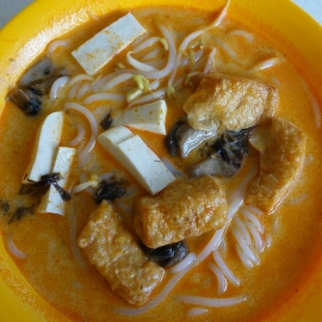 """Photo of Kwan Inn Vegetarian Stall - Boon Lay  by <a href=""""/members/profile/JimmySeah"""">JimmySeah</a> <br/>Laksa <br/> February 28, 2016  - <a href='/contact/abuse/image/70252/138118'>Report</a>"""