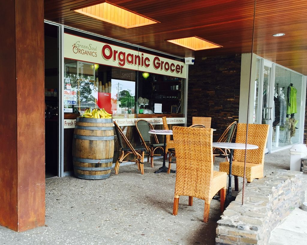 """Photo of Green Soul Organics  by <a href=""""/members/profile/karlaess"""">karlaess</a> <br/>Exterior  <br/> February 28, 2016  - <a href='/contact/abuse/image/70266/138105'>Report</a>"""