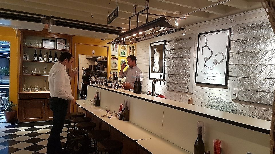 """Photo of Le Botaniste  by <a href=""""/members/profile/unabashed"""">unabashed</a> <br/>Bar area <br/> June 7, 2017  - <a href='/contact/abuse/image/70277/266677'>Report</a>"""