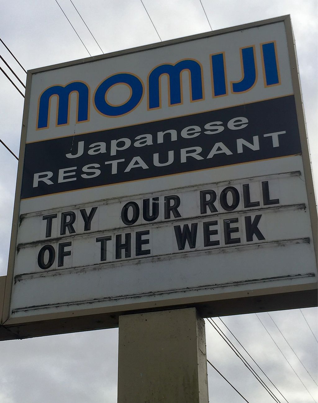 """Photo of Momiji  by <a href=""""/members/profile/happycowgirl"""">happycowgirl</a> <br/>Look for this sign off Highway 101 <br/> December 27, 2017  - <a href='/contact/abuse/image/70314/339739'>Report</a>"""