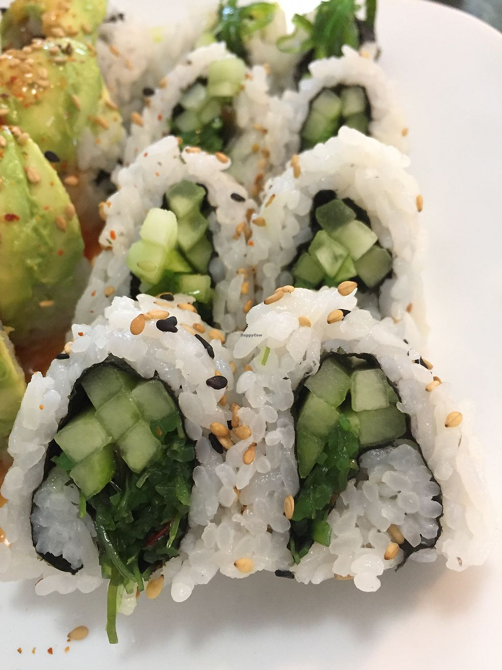 """Photo of Momiji  by <a href=""""/members/profile/happycowgirl"""">happycowgirl</a> <br/>Kaisou Vegetable Roll <br/> December 27, 2017  - <a href='/contact/abuse/image/70314/339744'>Report</a>"""