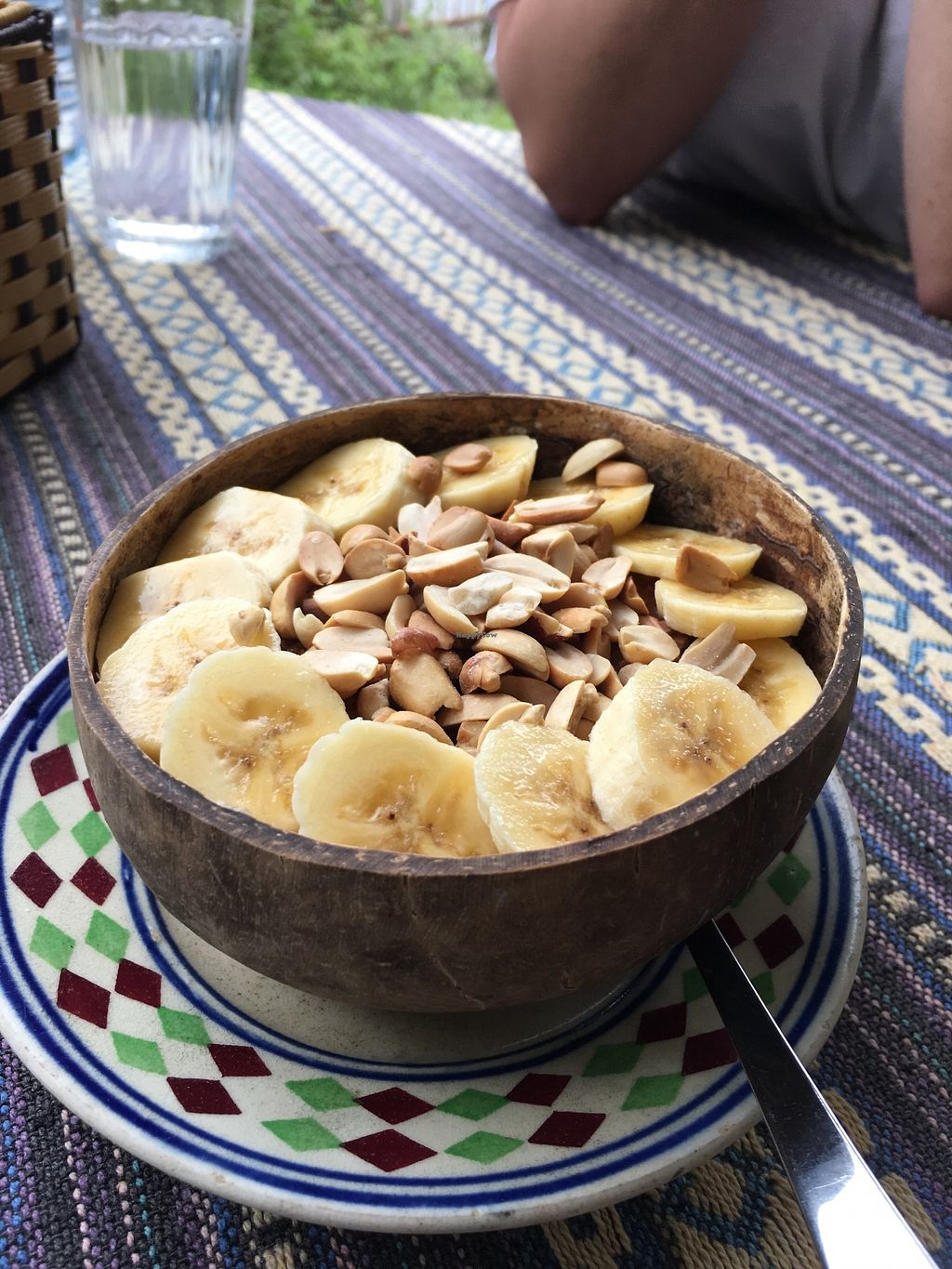 "Photo of Nomad Cafe  by <a href=""/members/profile/MollyKennedy"">MollyKennedy</a> <br/>Cocoa peanut butter Overnight Oatmeal Bowl <br/> February 21, 2018  - <a href='/contact/abuse/image/70333/361985'>Report</a>"