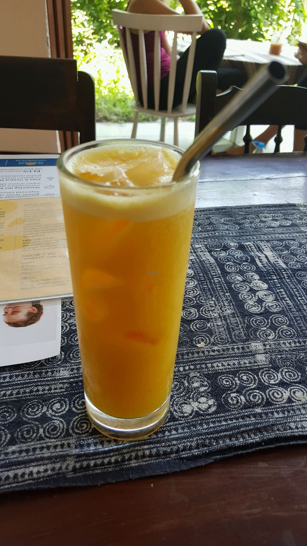 "Photo of Nomad Cafe  by <a href=""/members/profile/lulu1"">lulu1</a> <br/>passionfruit juice without sugar <br/> April 23, 2018  - <a href='/contact/abuse/image/70333/389780'>Report</a>"