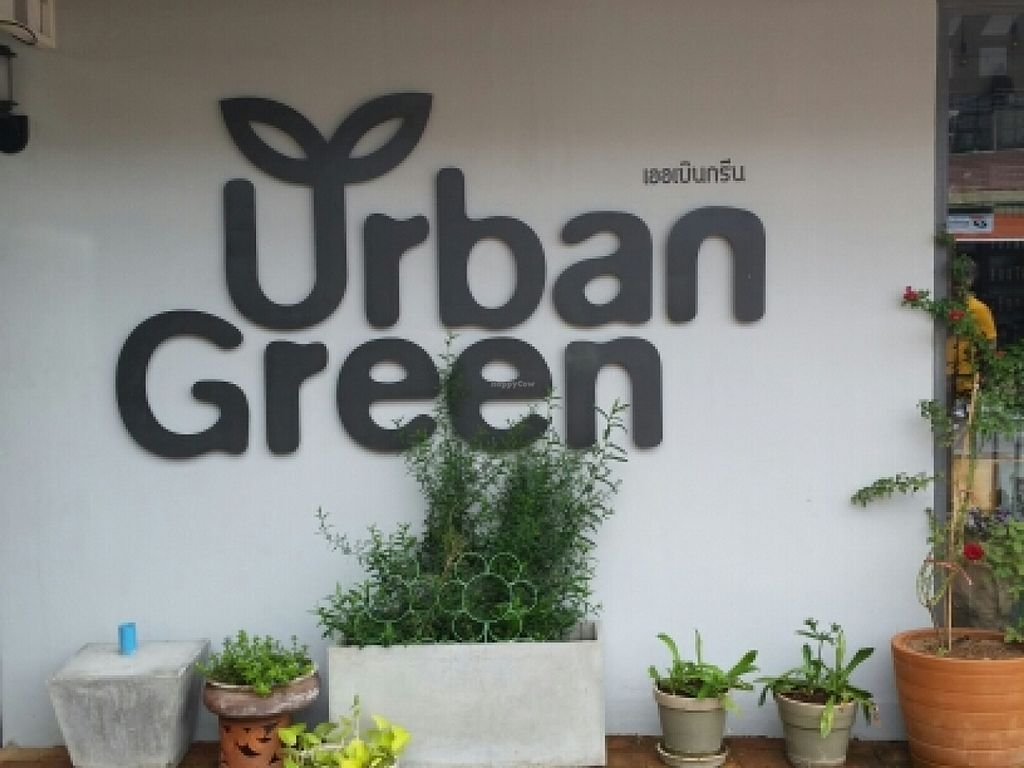 """Photo of Urban Green  by <a href=""""/members/profile/eric"""">eric</a> <br/>urban green sign <br/> June 12, 2016  - <a href='/contact/abuse/image/70348/153594'>Report</a>"""