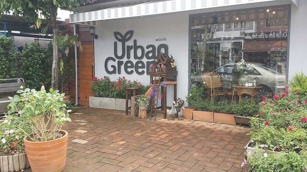 """Photo of Urban Green  by <a href=""""/members/profile/Mike%20Munsie"""">Mike Munsie</a> <br/>shop front <br/> June 8, 2017  - <a href='/contact/abuse/image/70348/266941'>Report</a>"""