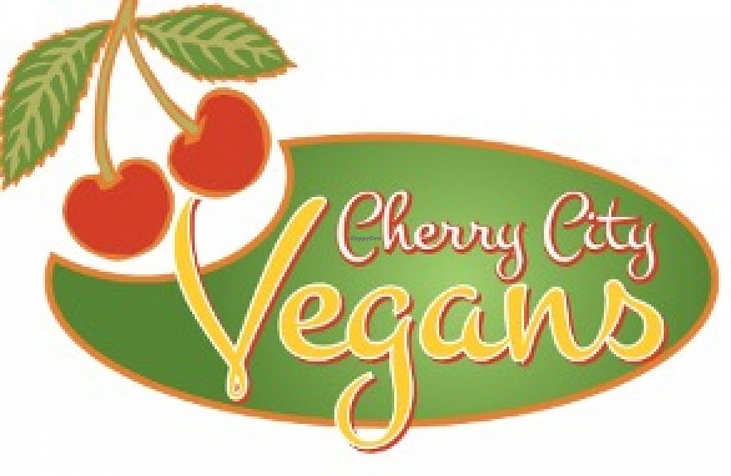 "Photo of Cherry City Vegans  by <a href=""/members/profile/Arthousebill"">Arthousebill</a> <br/>Logo <br/> May 2, 2016  - <a href='/contact/abuse/image/70355/147121'>Report</a>"