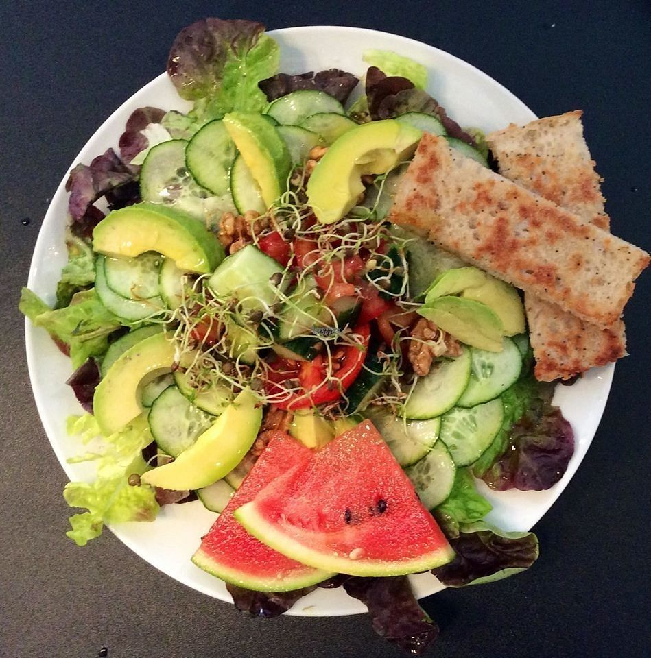 """Photo of Lula Lifestyleshop  by <a href=""""/members/profile/juliettoresto"""">juliettoresto</a> <br/>vegan and season salad <br/> September 4, 2016  - <a href='/contact/abuse/image/70383/173518'>Report</a>"""