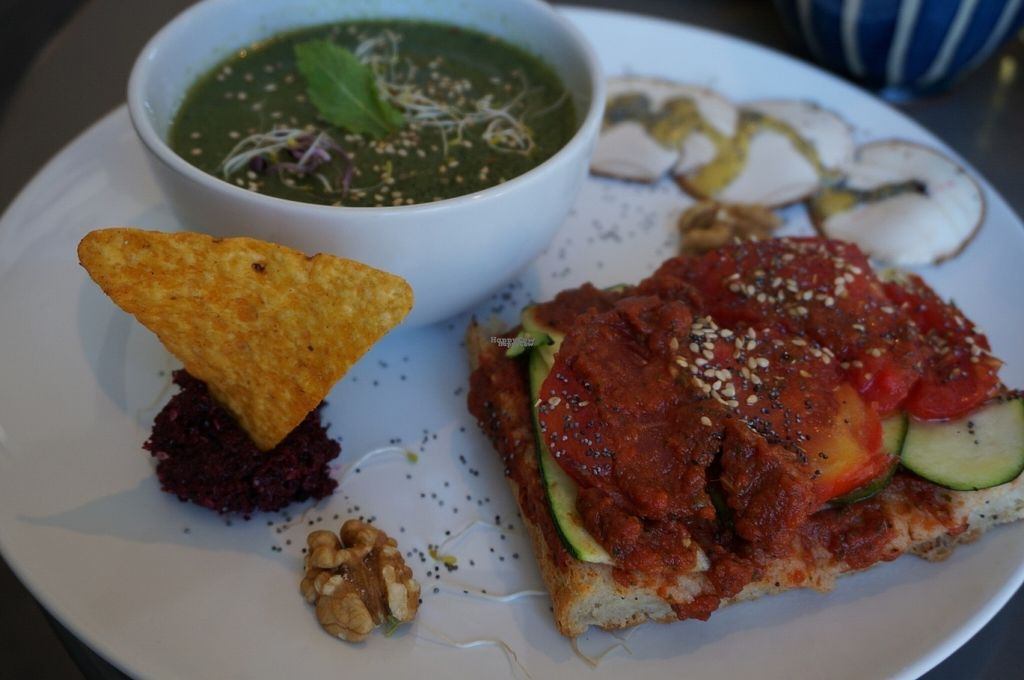 """Photo of Lula Lifestyleshop  by <a href=""""/members/profile/Ricardo"""">Ricardo</a> <br/>Brunch (Savory plate) [vegan] <br/> September 24, 2016  - <a href='/contact/abuse/image/70383/177741'>Report</a>"""