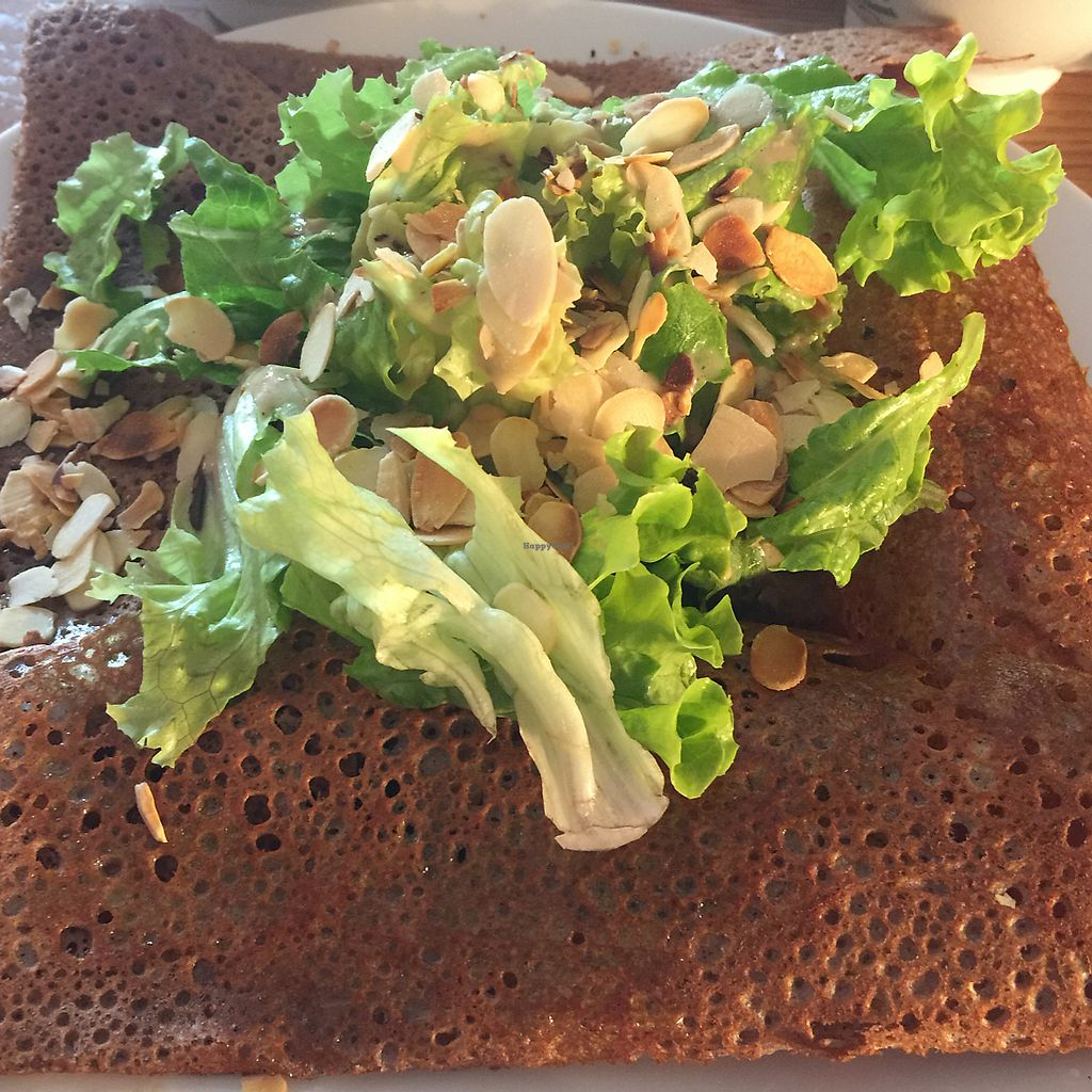 "Photo of Creperie du Port  by <a href=""/members/profile/Roseologie"">Roseologie</a> <br/>crêpe végétalienne de la carte!  <br/> August 3, 2017  - <a href='/contact/abuse/image/70397/288198'>Report</a>"