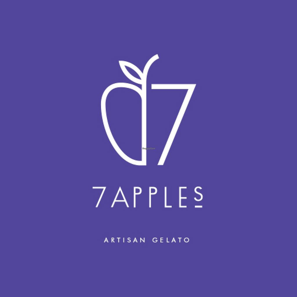 """Photo of 7Apples Gelato  by <a href=""""/members/profile/karlaess"""">karlaess</a> <br/>Logo <br/> March 2, 2016  - <a href='/contact/abuse/image/70407/138537'>Report</a>"""