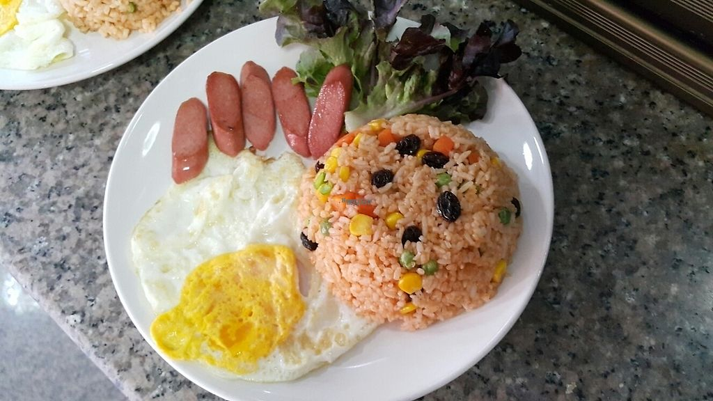 "Photo of J Class Vegetarian Restaurant  by <a href=""/members/profile/Panida.pruet"">Panida.pruet</a> <br/>fried rice  <br/> February 19, 2017  - <a href='/contact/abuse/image/70415/228103'>Report</a>"