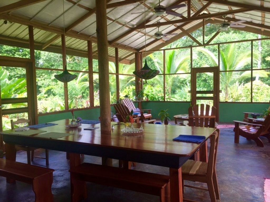 """Photo of Casa AbundancYah B&B  by <a href=""""/members/profile/Casa%20AbundancYah%20BB"""">Casa AbundancYah BB</a> <br/>Breakfast room <br/> March 6, 2016  - <a href='/contact/abuse/image/70437/139036'>Report</a>"""