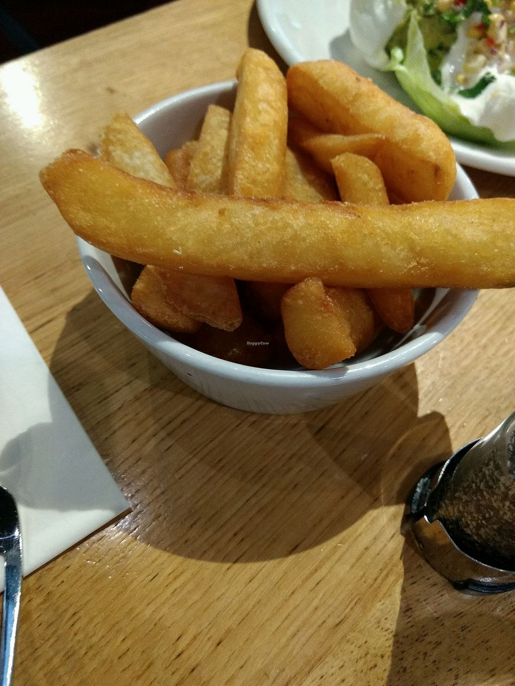 "Photo of Mildreds - Kings Cross  by <a href=""/members/profile/craigmc"">craigmc</a> <br/>possibly the best chip I've ever had <br/> October 23, 2017  - <a href='/contact/abuse/image/70439/317955'>Report</a>"
