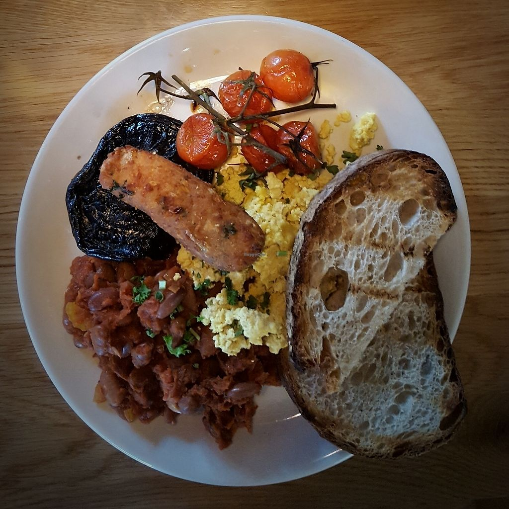 "Photo of Mildreds - Kings Cross  by <a href=""/members/profile/VeganAnnaS"">VeganAnnaS</a> <br/>Brunch <br/> March 10, 2018  - <a href='/contact/abuse/image/70439/369003'>Report</a>"
