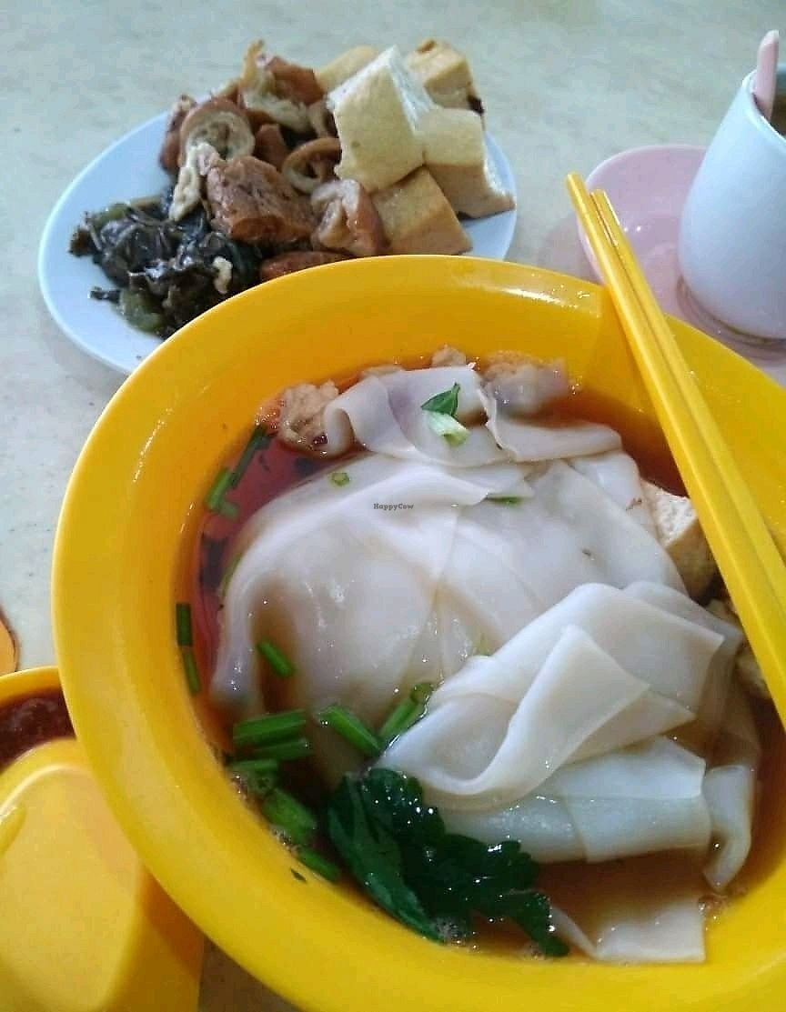 """Photo of Ming Ri Vegetarian  by <a href=""""/members/profile/AdelOng"""">AdelOng</a> <br/>My favourite Kuay Chup <br/> April 15, 2018  - <a href='/contact/abuse/image/70454/385967'>Report</a>"""