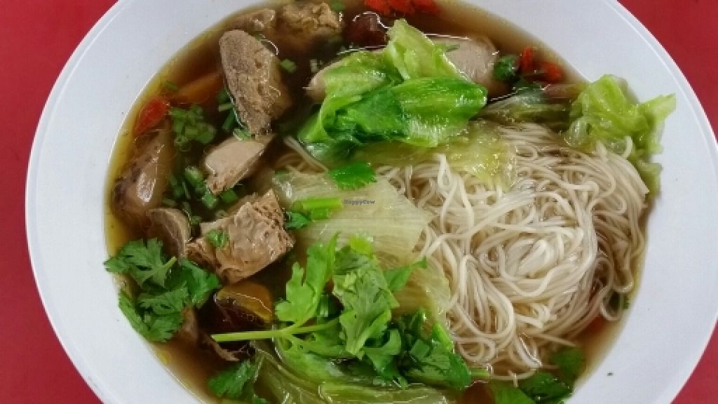 """Photo of CLOSED: Su Xin Zhai - Food Stall  by <a href=""""/members/profile/JimmySeah"""">JimmySeah</a> <br/>herbal soup vermicelli  <br/> March 4, 2016  - <a href='/contact/abuse/image/70455/138767'>Report</a>"""