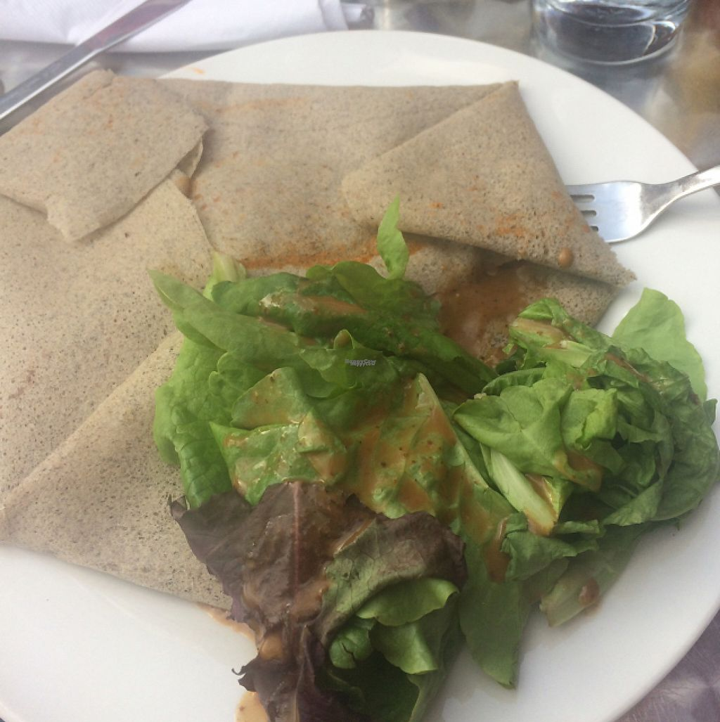 "Photo of La Guinguette  by <a href=""/members/profile/TifK29"">TifK29</a> <br/>vegan crepe <br/> April 15, 2017  - <a href='/contact/abuse/image/70457/248520'>Report</a>"