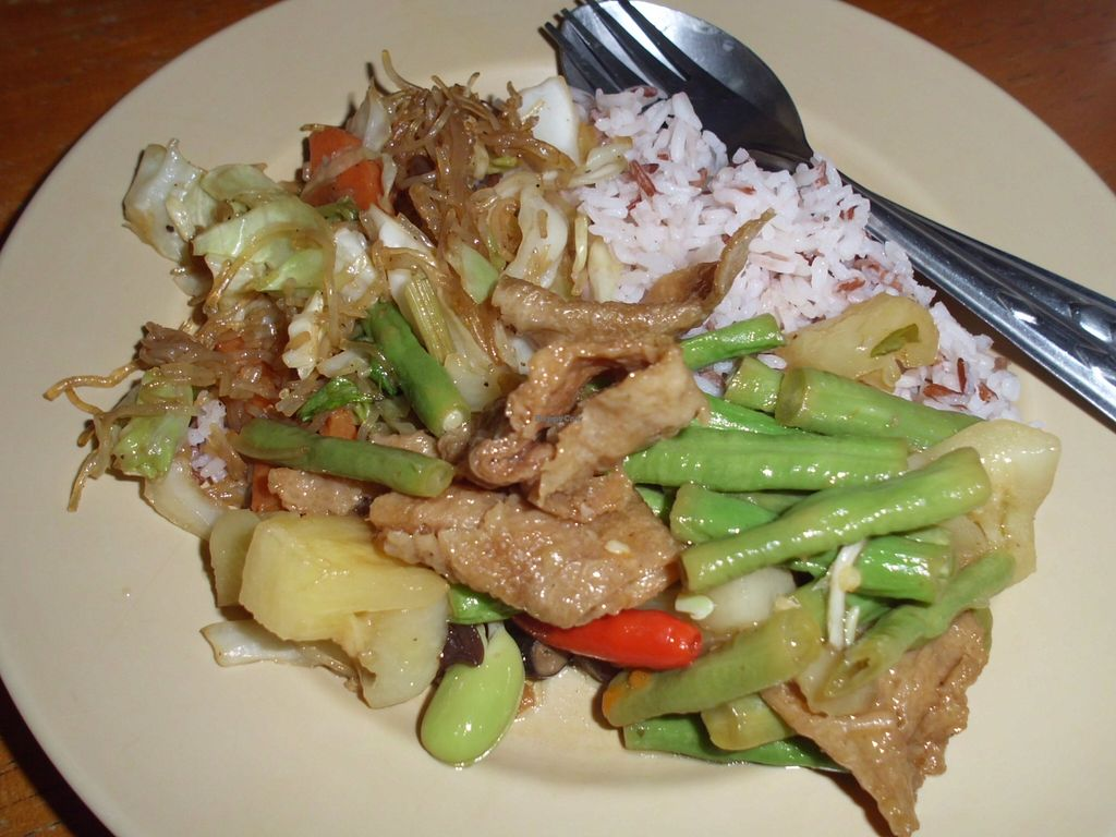 """Photo of Hongming Vegetarian Food  by <a href=""""/members/profile/Maros"""">Maros</a> <br/>Food <br/> March 5, 2016  - <a href='/contact/abuse/image/70471/138886'>Report</a>"""