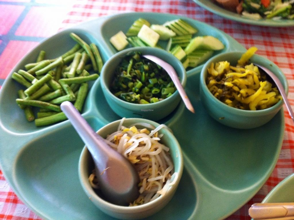 """Photo of Hongming Vegetarian Food  by <a href=""""/members/profile/TrudiH"""">TrudiH</a> <br/>Free accompliments  <br/> June 19, 2016  - <a href='/contact/abuse/image/70471/154768'>Report</a>"""