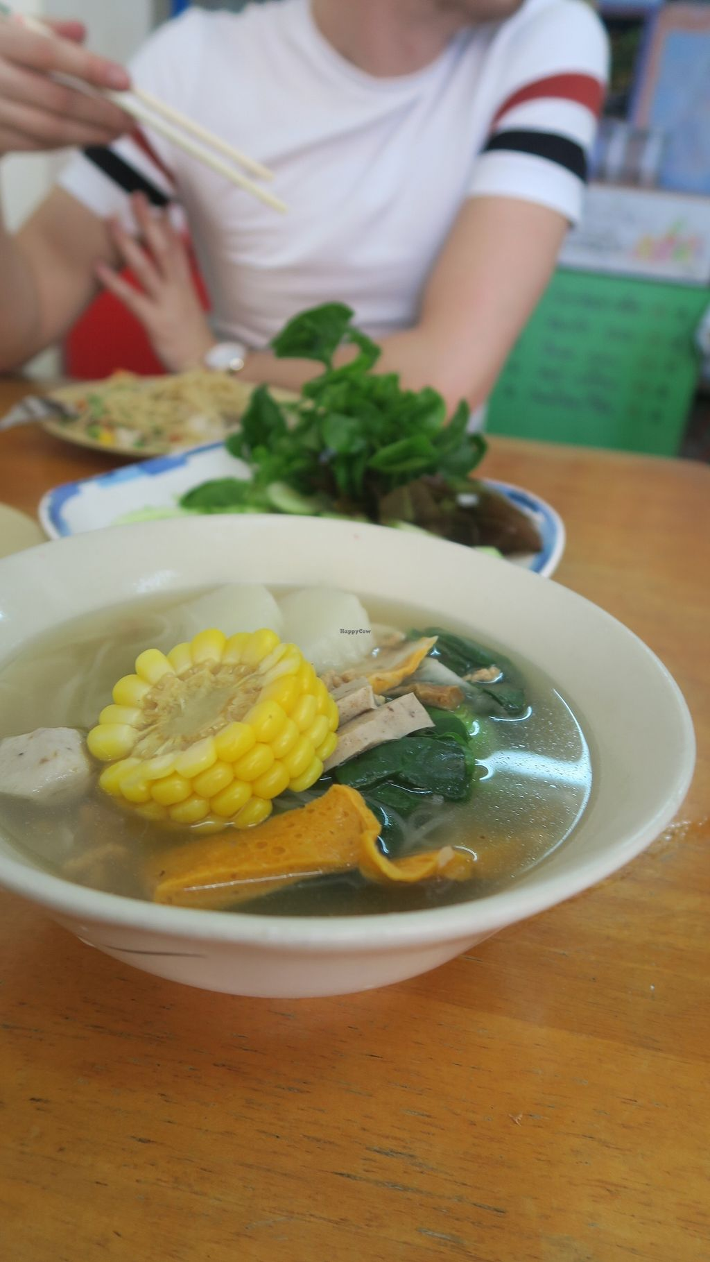 """Photo of Hongming Vegetarian Food  by <a href=""""/members/profile/Nikolate"""">Nikolate</a> <br/>soup <br/> March 2, 2018  - <a href='/contact/abuse/image/70471/365679'>Report</a>"""
