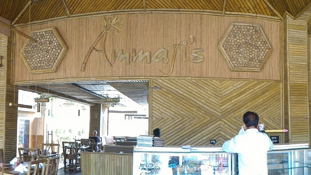 "Photo of Ammaji's Ayurvedic Restaurant  by <a href=""/members/profile/Ammaji%27s"">Ammaji's</a> <br/>Beautiful Bamboo Atmosphere <br/> August 27, 2016  - <a href='/contact/abuse/image/70481/171793'>Report</a>"