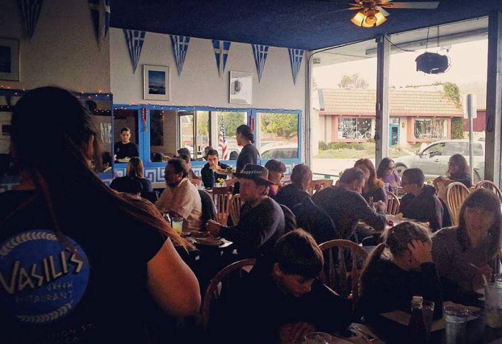 "Photo of Vasili's Greek Restaurant  by <a href=""/members/profile/community"">community</a> <br/>Vasili's Greek Restaurant <br/> March 9, 2016  - <a href='/contact/abuse/image/70513/139440'>Report</a>"