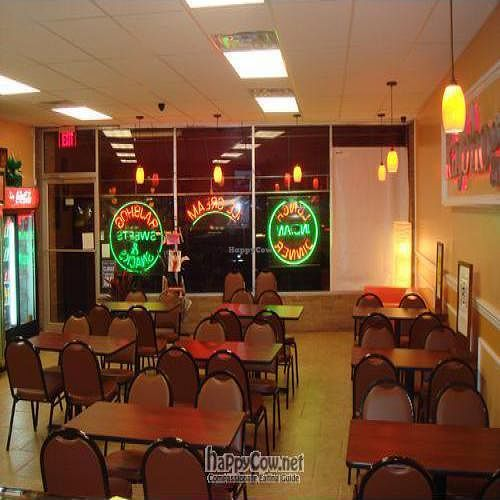"""Photo of Rajbhog Cafe  by <a href=""""/members/profile/SAYA"""">SAYA</a> <br/>Interior of the new location of Rajbhog Cafe <br/> July 12, 2009  - <a href='/contact/abuse/image/7058/2228'>Report</a>"""