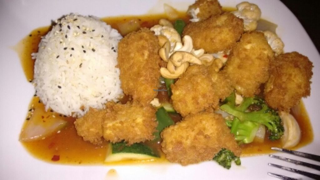 """Photo of Zen House  by <a href=""""/members/profile/craigmc"""">craigmc</a> <br/>silken tofu deep fried <br/> March 31, 2016  - <a href='/contact/abuse/image/70605/142116'>Report</a>"""