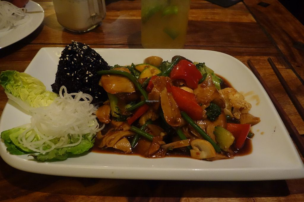 """Photo of Zen House  by <a href=""""/members/profile/Thewisevegan"""">Thewisevegan</a> <br/>The vegan duck <br/> April 5, 2018  - <a href='/contact/abuse/image/70605/381274'>Report</a>"""