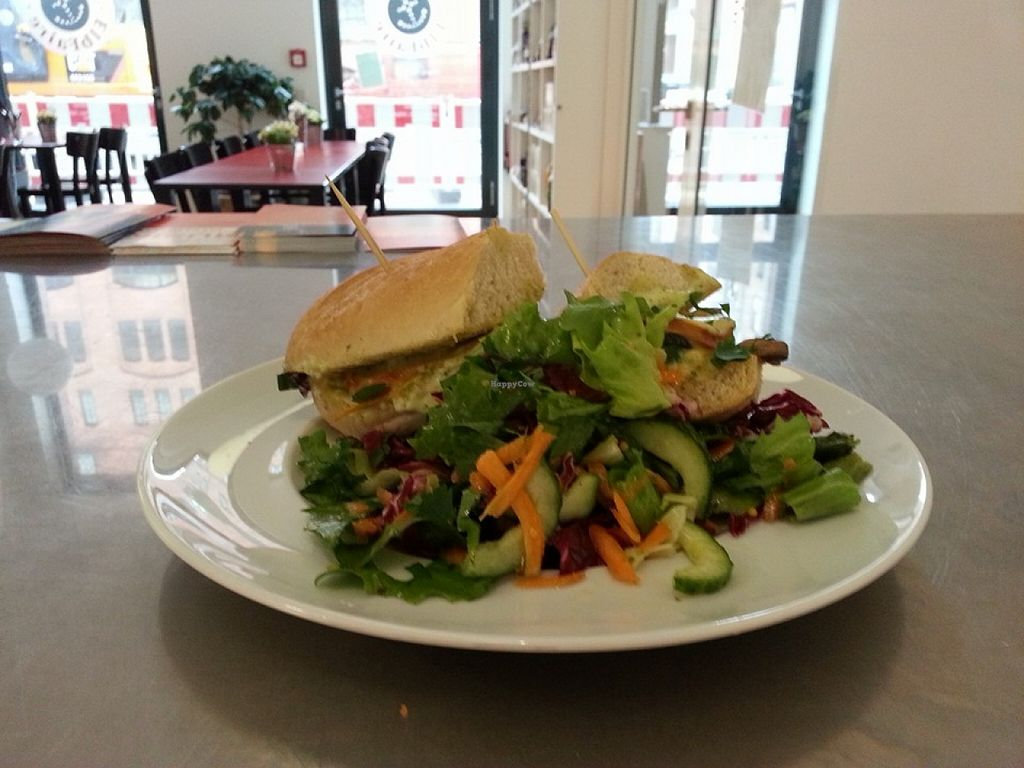 "Photo of ElbFaire  by <a href=""/members/profile/community"">community</a> <br/>vegetarian burger  <br/> March 29, 2016  - <a href='/contact/abuse/image/70610/141717'>Report</a>"