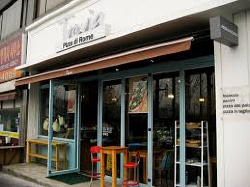 """Photo of Trevia - Pizza di Roma - 트레비아  by <a href=""""/members/profile/MarmiteHappy"""">MarmiteHappy</a> <br/>Restaurant exterior <br/> March 11, 2016  - <a href='/contact/abuse/image/70617/139638'>Report</a>"""