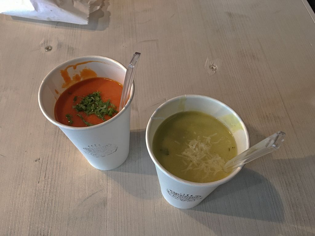 """Photo of Suppa Bar  by <a href=""""/members/profile/Alina%26Deian"""">Alina&Deian</a> <br/>Healthy and warm soups <br/> December 3, 2017  - <a href='/contact/abuse/image/70631/331891'>Report</a>"""