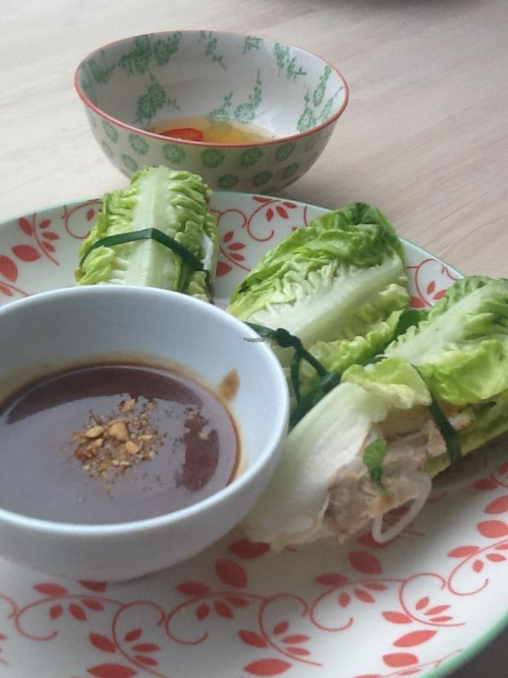 """Photo of Ramen  by <a href=""""/members/profile/Meaks"""">Meaks</a> <br/>Vietnamese springroll <br/> August 4, 2016  - <a href='/contact/abuse/image/70640/165573'>Report</a>"""