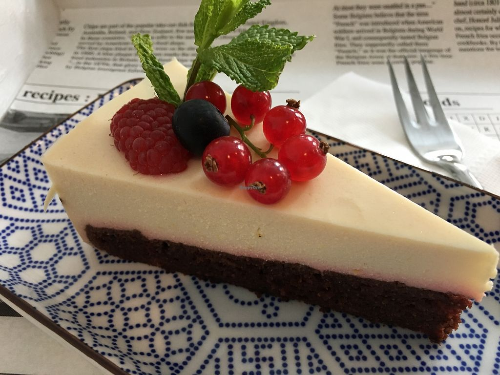 """Photo of Pierre Fresh Bistro  by <a href=""""/members/profile/Hopsing"""">Hopsing</a> <br/>wide range of delicious raw cakes  <br/> June 26, 2017  - <a href='/contact/abuse/image/70679/273663'>Report</a>"""