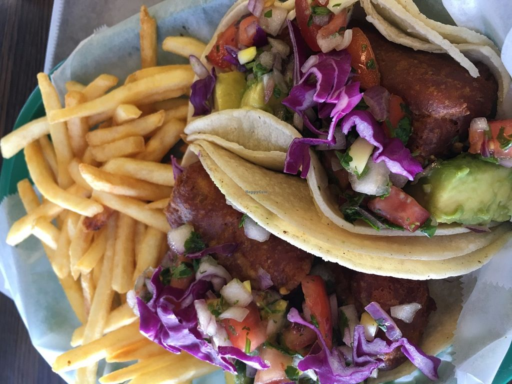 "Photo of Eatery 17  by <a href=""/members/profile/TraciH"">TraciH</a> <br/>Tempura ""Phish"" Tacos <br/> June 10, 2016  - <a href='/contact/abuse/image/70689/153304'>Report</a>"