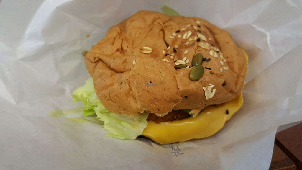 """Photo of New Danhurf  by <a href=""""/members/profile/CaudiaSim"""">CaudiaSim</a> <br/>yummy burger <br/> September 3, 2017  - <a href='/contact/abuse/image/70710/300423'>Report</a>"""