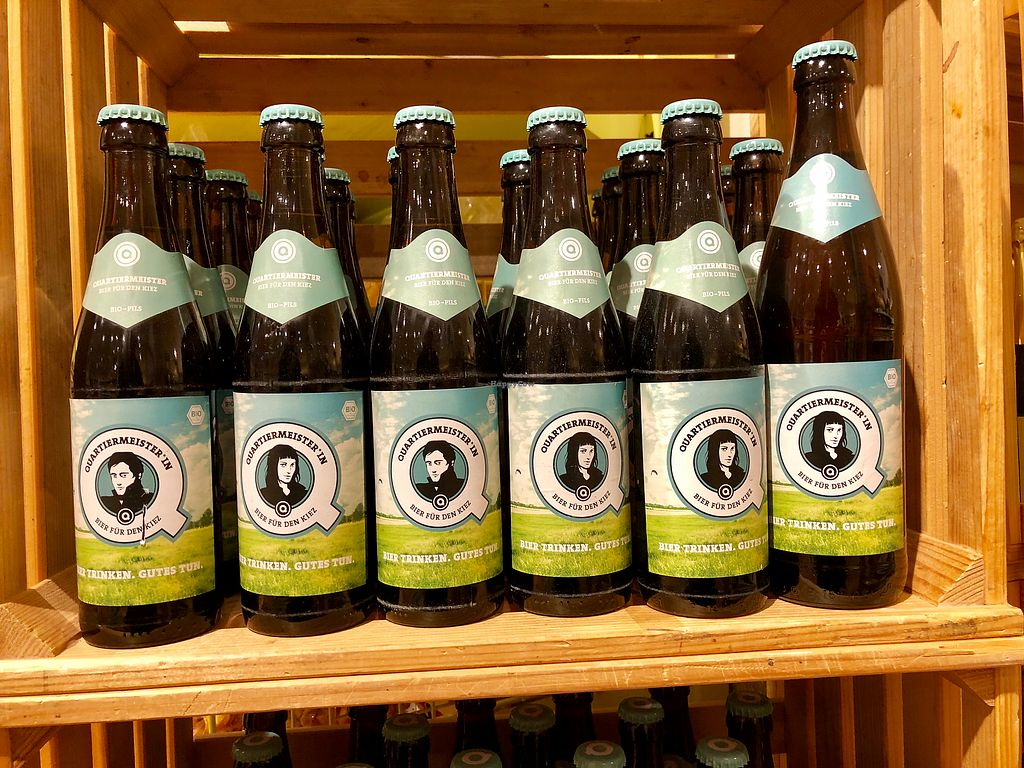 """Photo of Alnatura - Tegel  by <a href=""""/members/profile/marky_mark"""">marky_mark</a> <br/>regional ecological beer <br/> March 2, 2018  - <a href='/contact/abuse/image/70756/365848'>Report</a>"""