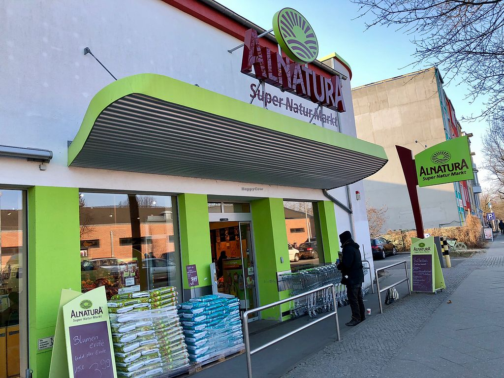 """Photo of Alnatura - Tegel  by <a href=""""/members/profile/marky_mark"""">marky_mark</a> <br/>store front <br/> March 2, 2018  - <a href='/contact/abuse/image/70756/365851'>Report</a>"""