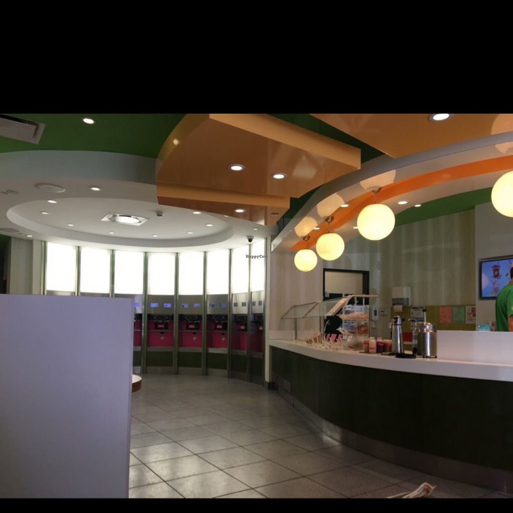 """Photo of 16 Handles  by <a href=""""/members/profile/LilMsVegan"""">LilMsVegan</a> <br/>interior <br/> July 24, 2016  - <a href='/contact/abuse/image/70763/162068'>Report</a>"""