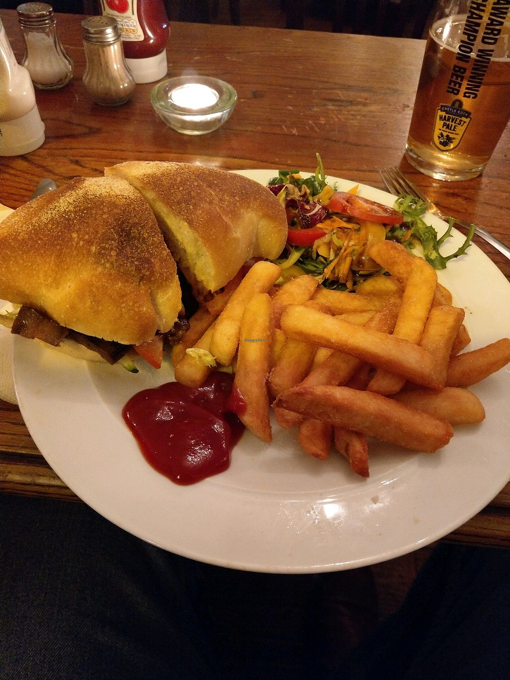 "Photo of The Peacock  by <a href=""/members/profile/Garyjohn"">Garyjohn</a> <br/>steak and Onion Sandwich <br/> February 9, 2018  - <a href='/contact/abuse/image/70771/356982'>Report</a>"