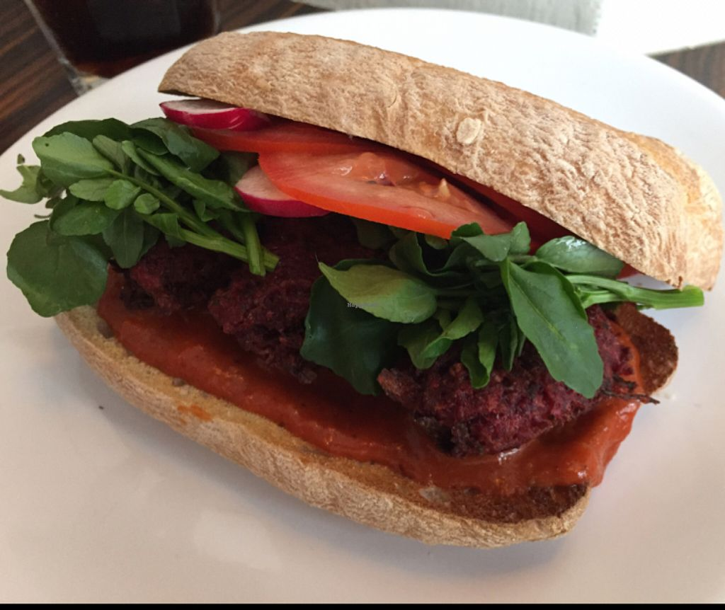 "Photo of Jamcafe  by <a href=""/members/profile/Chris_D"">Chris_D</a> <br/>Vegan Ciabatta <br/> June 2, 2016  - <a href='/contact/abuse/image/70772/151864'>Report</a>"