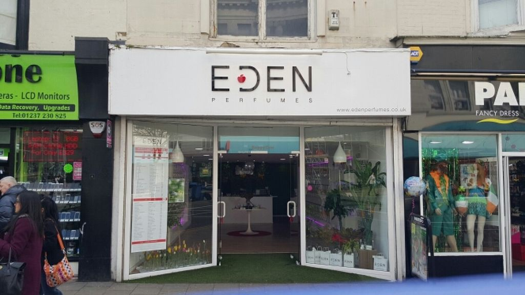 """Photo of Eden Perfumes - Western Rd  by <a href=""""/members/profile/Clare"""">Clare</a> <br/>Store Front <br/> March 12, 2016  - <a href='/contact/abuse/image/70807/139735'>Report</a>"""