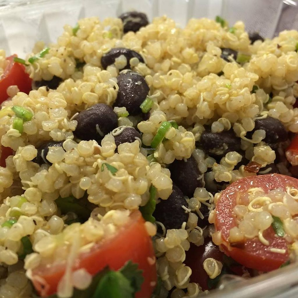 "Photo of Fresh Choice Cafe  by <a href=""/members/profile/community"">community</a> <br/>Quinoa Salad <br/> March 16, 2016  - <a href='/contact/abuse/image/70810/140128'>Report</a>"