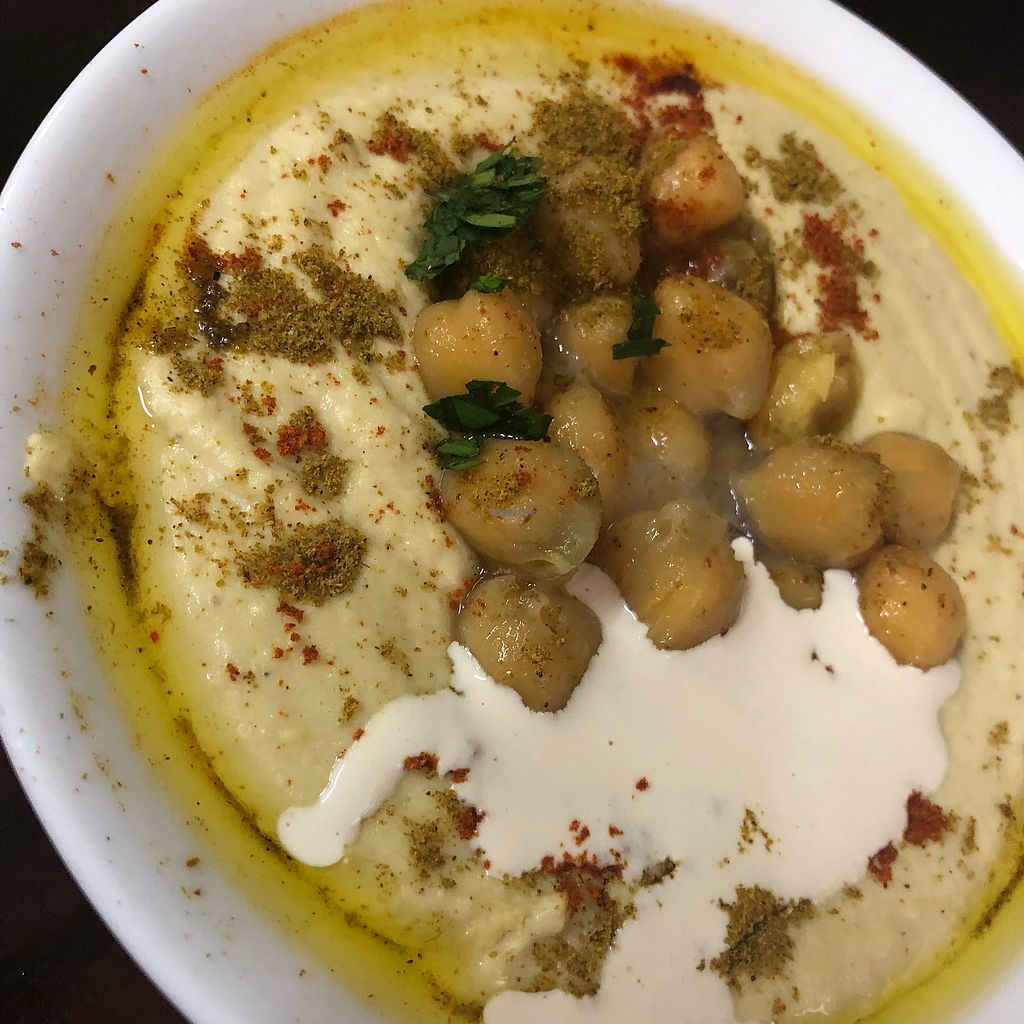 "Photo of Hummus Elijah  by <a href=""/members/profile/Poised_with_Plants"">Poised_with_Plants</a> <br/>Hummus <br/> April 23, 2018  - <a href='/contact/abuse/image/70821/389982'>Report</a>"