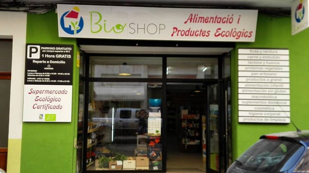 """Photo of Bio Shop Ibiza  by <a href=""""/members/profile/community"""">community</a> <br/>Bio Shop Ibiza <br/> March 14, 2016  - <a href='/contact/abuse/image/70840/139957'>Report</a>"""