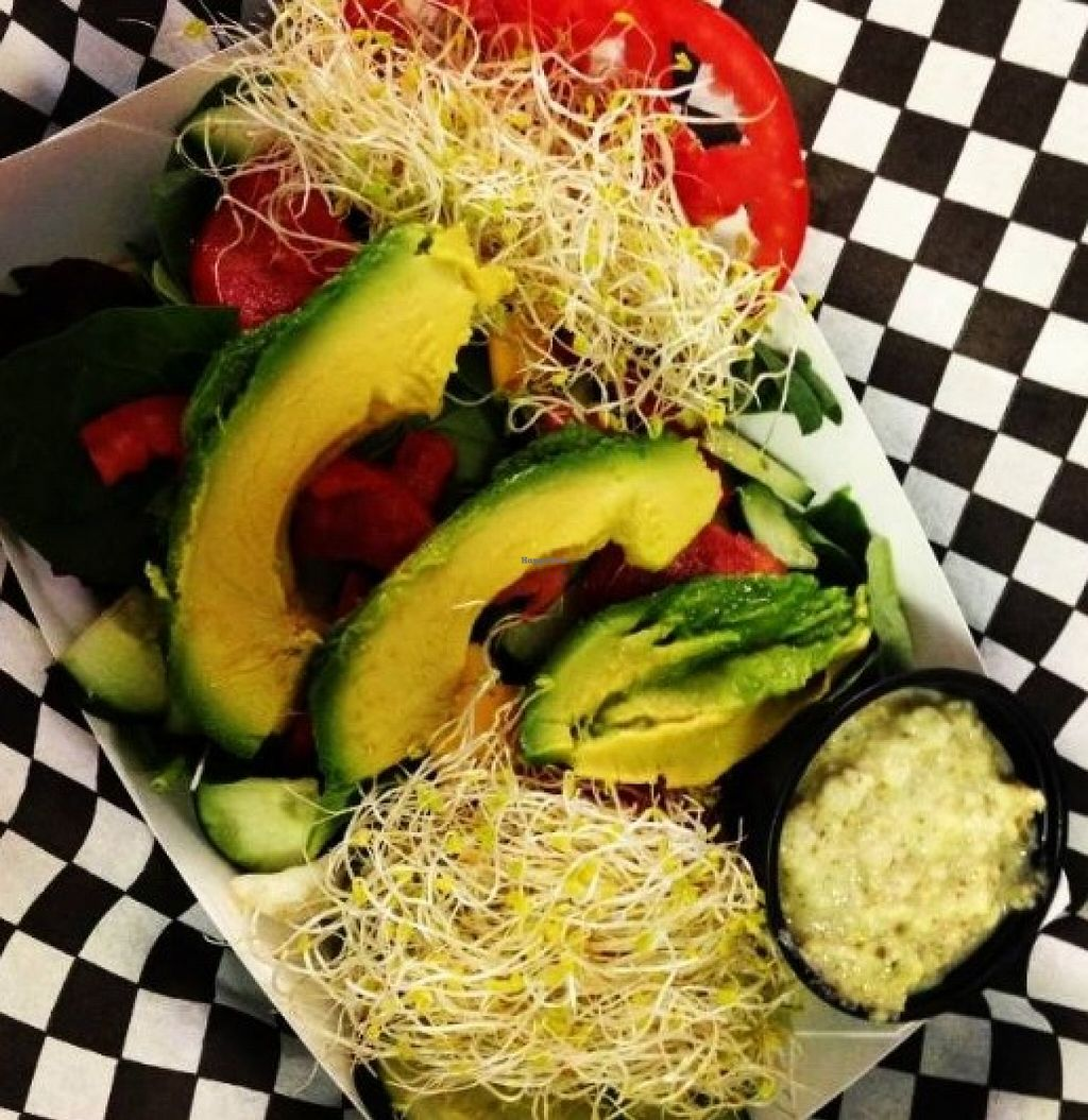 """Photo of Lone Star Bistro  by <a href=""""/members/profile/community"""">community</a> <br/>salad  <br/> March 15, 2016  - <a href='/contact/abuse/image/70865/140115'>Report</a>"""
