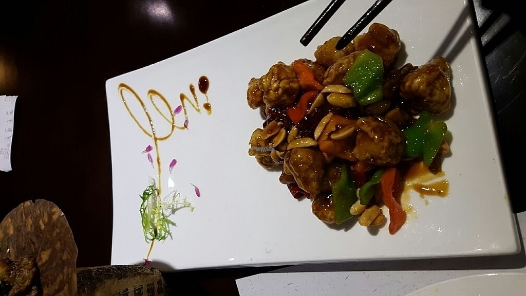 """Photo of SUHU - Vegetarian Tiger - Fulllink Plaza  by <a href=""""/members/profile/AdamThompson"""">AdamThompson</a> <br/>Yummy <br/> December 26, 2016  - <a href='/contact/abuse/image/70866/204755'>Report</a>"""